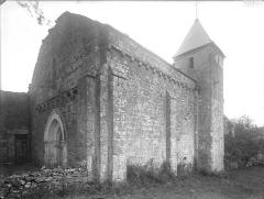 Eglise Saint-Maixent - Ensemble sud-ouest