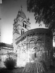 Eglise Saint-Gervais - Saint-Protais - Ensemble est