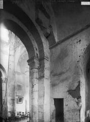 Eglise Saint-Gervais - Saint-Protais - Transept