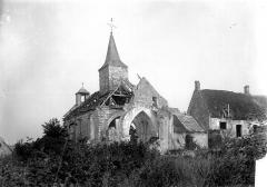 Chapelle Sainte-Marguerite - Ruines, ensemble