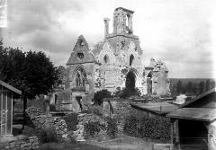Eglise - Ruines, ensemble