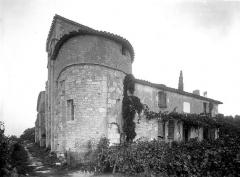 Eglise Saint-Cybard de Porcheresse - Ensemble est