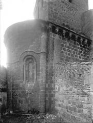 Eglise Saint-Barthélémy - Abside au nord