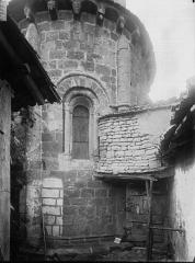 Eglise Saint-Barthélémy - Abside à l'est