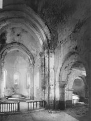 Eglise Saint-Barthélémy - Choeur et chapelle sud