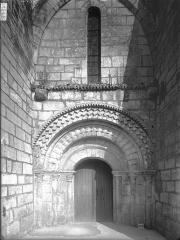 Eglise Saint-Orient - Portail ouest