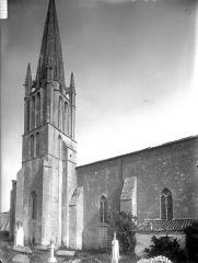 Eglise de la Trinité - Ensemble sud-est