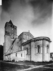 Eglise Saint-Vivien - Ensemble sud-est