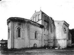 Eglise Saint-Vivien - Ensemble nord-est