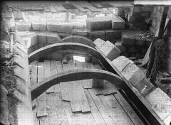 Pavillon de l'Arquebuse - Voûtes