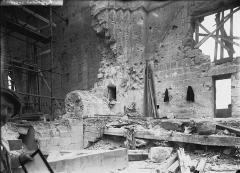 Cathédrale Saint-Gervais et Saint-Protais - Tour sud, déblaiement