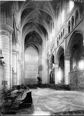 Cathédrale Saint-Gervais et Saint-Protais - Bras nord du transept