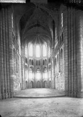 Ancienne abbaye Saint-Léger - Eglise, choeur