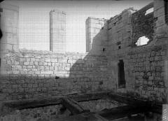 Abbaye de la Couture - Eglise, partie dérasée