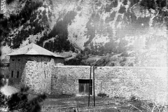 Redoute de Berwick - Bastion d'angle