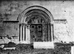 Prieuré Notre-Dame-de-Salagon - Portail