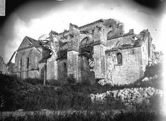 Eglise de Crandelain - Ensemble nord