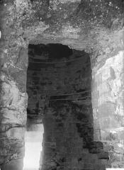 Ancien château - Intérieur