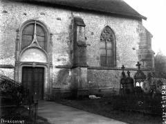 Eglise Saint-Martin - Partie sud