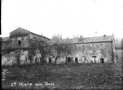 Abbaye Sainte-Marie-aux-Bois - Ensemble