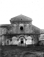 Abbaye Sainte-Marie-aux-Bois - Façade