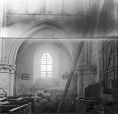 Abbaye Sainte-Marie-aux-Bois - Intérieur
