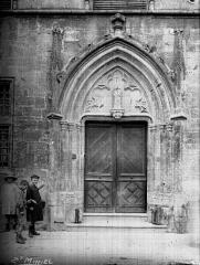 Eglise Saint-Etienne - Portail