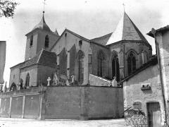 Eglise Saint-Florentin - Ensemble sud-est