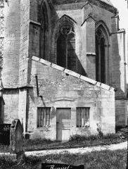 Eglise Saint-Florentin - Abside