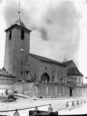 Eglise Saint-Florentin - Ensemble sud-ouest