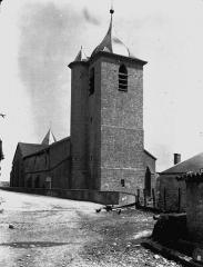 Eglise Saint-Florentin - Ensemble nord-ouest