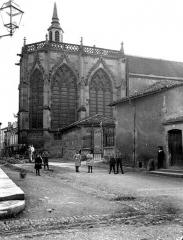 Eglise Saint-Martin - Abside au nord