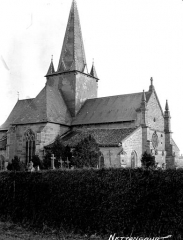 Eglise Saint-Rémy - Ensemble nord-ouest