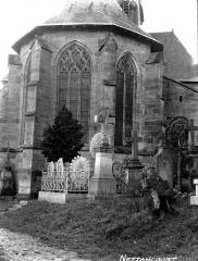 Eglise Saint-Rémy - Abside