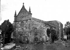Eglise Saint-Rémy - Ensemble ouest