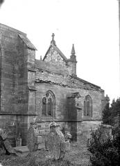 Eglise Saint-Rémy - Partie nord