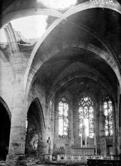 Eglise Saint-Rémy - Choeur