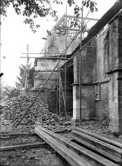Eglise - Bras nord du transept