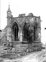 Eglise Saint-Martin - Abside au sud
