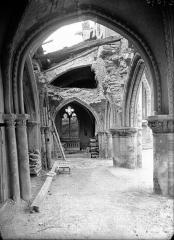 Eglise Saint-Martin - Bas-côté nord