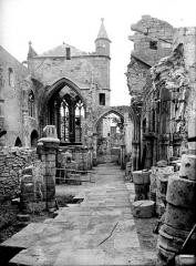Eglise Saint-Martin - Bas-côté sud