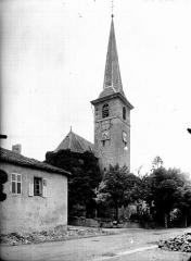 Eglise Saint-Martin - Clocher