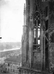 Eglise Saint-Martin - Clocher, pinâcle