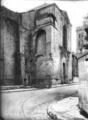 Cathédrale Notre-Dame - Façade latérale