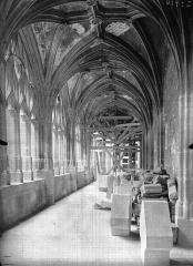 Cathédrale Notre-Dame - Cloître, galerie