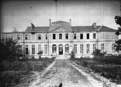 Evêché - Façade ouest