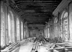Evêché - Salle de réception, intérieur