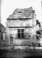 Hôtel de Princerie, actuellement musée - Fenêtres