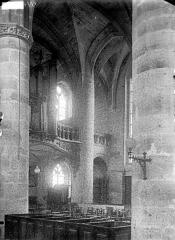 Eglise Saint-Etienne - Vue diagonale