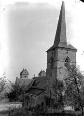 Eglise - Ensemble, partie haute